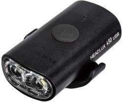 Framlampa Topeak Headlux 450 USB svart