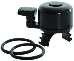 Ringklocka OXC Quick-fit gummiband universal svart