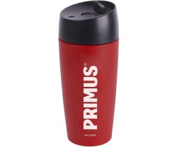 Termosmugg Primus Vacuum Commuter 400 ml Röd