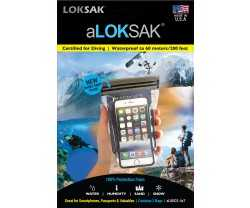 Aloksak Smartphone Xl Vattentätt Fodral 2-P 4X7 1084X181 Cm