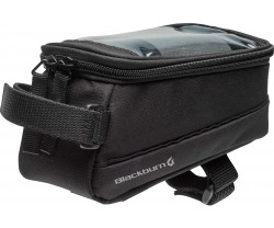 Ramväska Blackburn Local Plus Top Tube Bag svart