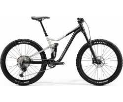 Merida One-Forty 700 svart/titan