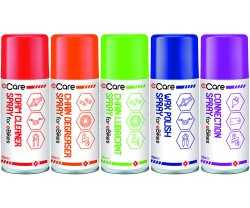 Weldtite Ecare Maintenance Spray Pack 5x150ml