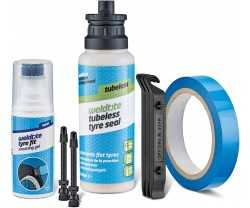 Weldtite Complete Tubeless MTB conversion system