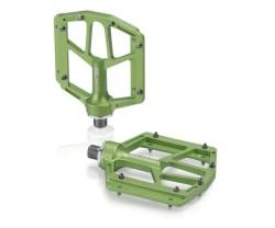 Pedaler XLC PD-M14 Colour edition grön