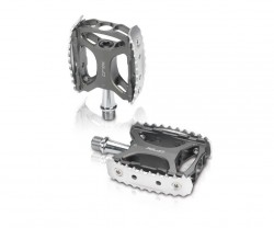 Pedaler XLC PD-M17 Anthracite/silver