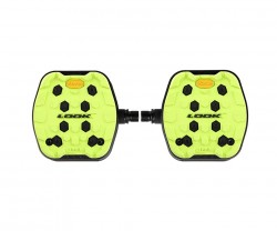 Pedaler Look Trail Grip Lime