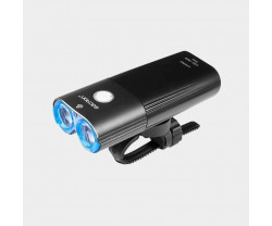 Framlampa Gaciron Speed X 1800 + fjärrkontroll