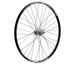 "Bakhjul Hope Tech XC Pro 4 Boost 29"" IS 32H SRAM XD silver"