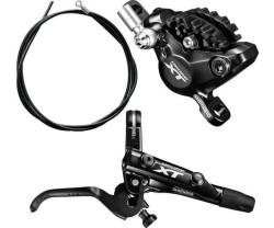 Skivbroms Shimano XT BR-M8000 I-spec II resinbelägg bak
