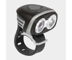 Framlampa M-Wave Apollon Ultra 900 + pannband + hjälmfäste
