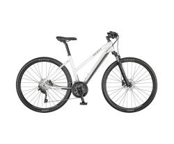 Hybridcykel Scott Sub Cross 20 Lady