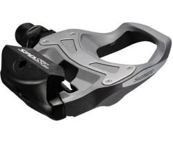 Pedaler Shimano PD-R550 grå inkl. pedalklossar