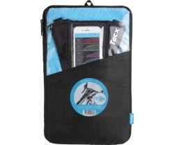 Tacx Svettskydd för smartphone inkl. handduk