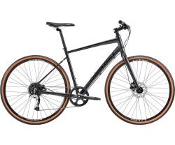 Hybridcykel Nishiki Comp Nine svart