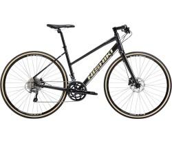Hybridcykel Nishiki Pro SLD Dam svart