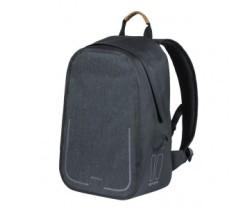 Väska Basil Urban Dry Backpack 18L Charcoal Melee