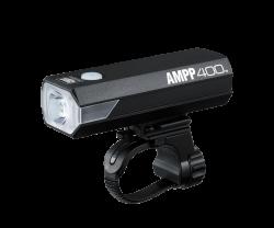 Framlampa Cateye AMPP400 svart