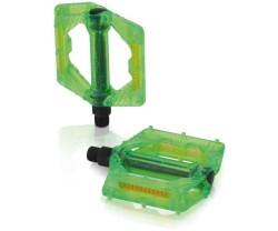Pedaler XLC PD-M16 grön