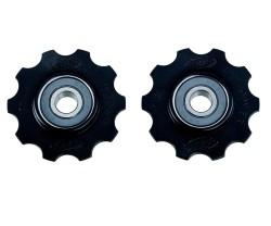 Rulltrissor BBB Rollerboys Ceramic 10T svart 1 par