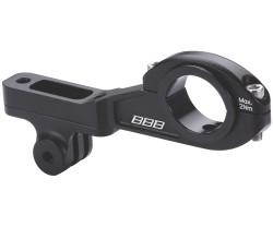 Ohjaustanko BBB Cameramount Gopro-yhteensopiva musta