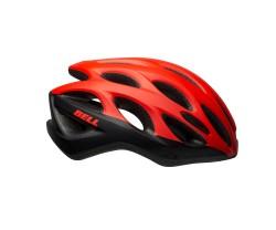Cykelhjälm Bell Draft Mips röd/svart