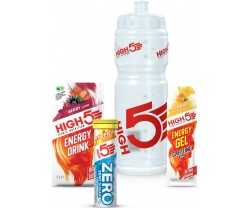 Energipaket High5 Starter Pack Energi + 750 ml flaska