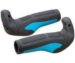Handtag Spectra Bio 130mm svart/blå