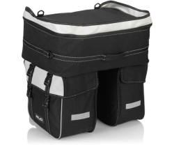 Bag Xlc Ba-s68 58 L Svart/sølv