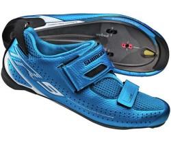 Skor Shimano TR9 blå