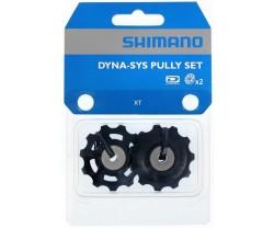 Rulltrissor Shimano XT RD-M773 1 par