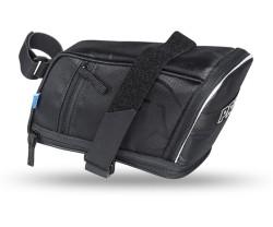 Sadelväska Pro Maxi Plus Strap svart