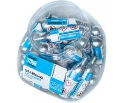 Kolsyrepatron Pro gängad 16 gram 1-pack