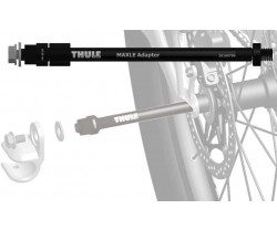 Thru Axle Thule 12 x 142 mm 192 mm x M12 x 1.75 Maxle