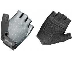 Handskar GripGrab Rouleur Padded dam grå