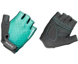 Handskar GripGrab Rouleur Padded dam grön
