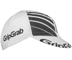 Cykelkeps GripGrab Lightweight Summer vit one-size