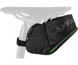 Sadelväska Syncros Hivol 800 strap svart