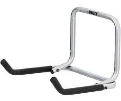 Väggmonterad cykelhållare Thule grå/svart