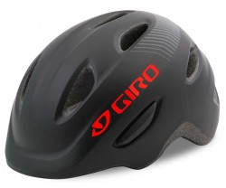Cykelhjälm Giro Scamp MIPS svart