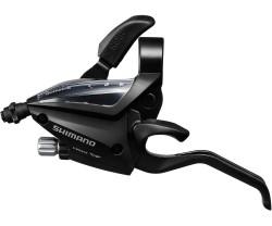 Växel-/bromsreglage Shimano Acera ST-EF500 vänster 3 växlar svart
