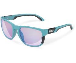 Solglasögon Koo California svart/blå