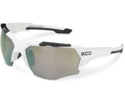 Cykelglasögon Koo Orion vit/svart