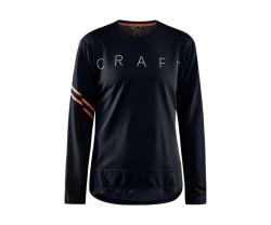 Tröja Craft Core Offroad Xt LS Jersey W black