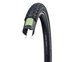 "Cykeldäck Schwalbe Energizer Plus Tour ADDIX E GreenGuard 40-622 (28x1.50"") Svart/Reflex"