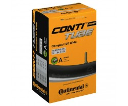 Cykelslang Continental Compact Tube Wide 50/62-406 Bilventil 34 mm