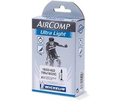 Sisäkumi Michelin Aircomp Ultralight A1 18/23-622 Presta Venttiili 60 mm