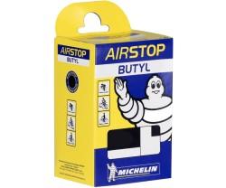"""Polkupyörän sisäkumi Michelin Airstop C4 37/54-559 (26 x 15-21"""") autoventtiili 34 mm"""