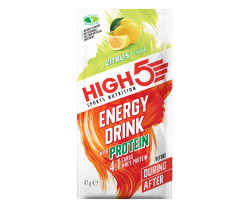 Sportdryck High5 Energysource 4:1 med protein 47 g Citrus