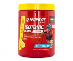 Urheilujuoma Enervit Isotonic Drink sitruuna 420 G